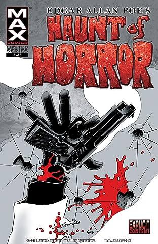 Haunt Of Horror: Edgar Allan Poe No.3 (sur 3)