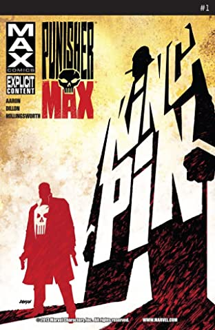 PunisherMax (2009-2012) #1