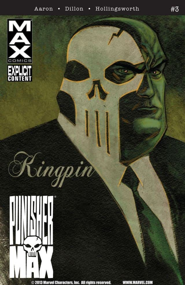 PunisherMax (2009-2012) #3