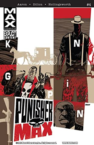 PunisherMax #4