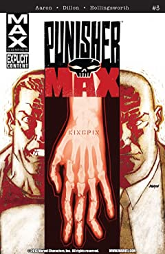 PunisherMax (2009-2012) #5