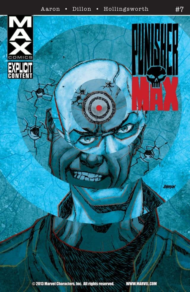 PunisherMax #7