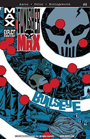 PunisherMax (2009-2012) #8