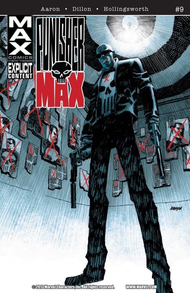 PunisherMax #9
