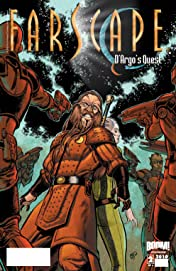Farscape: Uncharted Tales Vol. 3: D'Argo's Quest #2 (of 4)