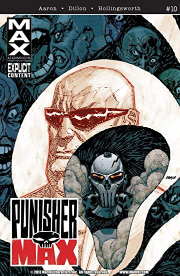 PunisherMax #10