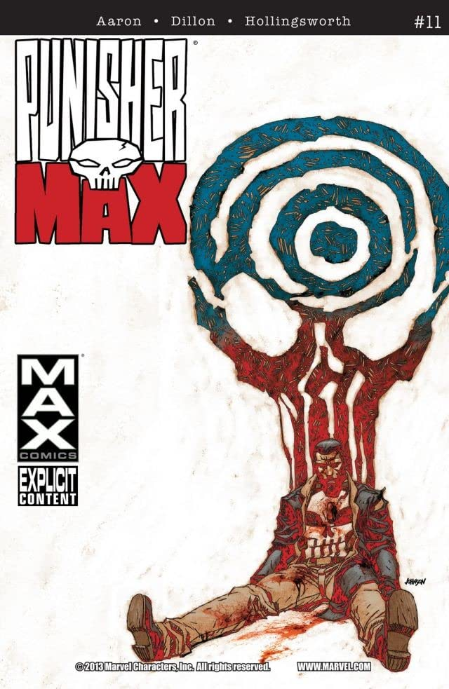 PunisherMax #11