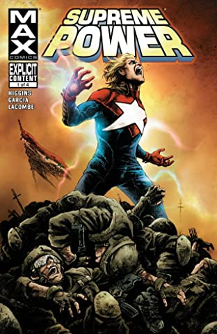 Supreme Power (2011) #1 (of 4)