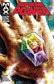 Supreme Power (2011) #3 (of 4)