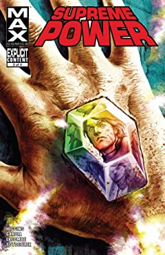 Supreme Power (2011) #3 (of 4)