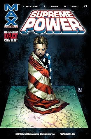 Supreme Power (2003-2005) No.1