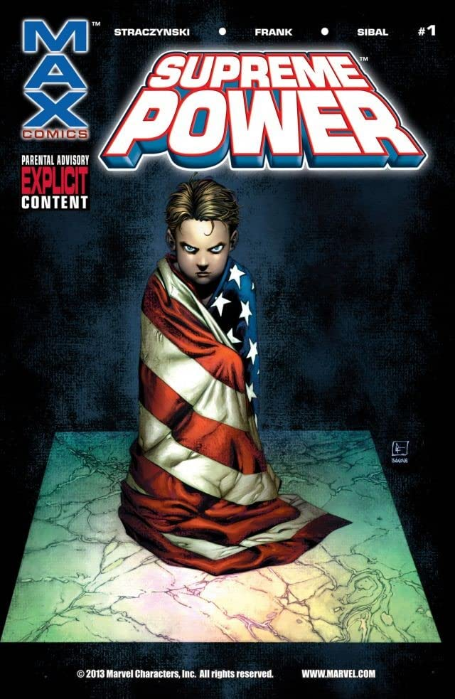 Supreme Power Vol. 1 #1