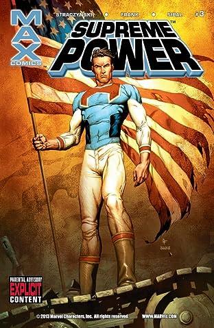 Supreme Power (2003-2005) No.3
