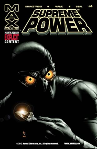 Supreme Power Vol. 1 #4