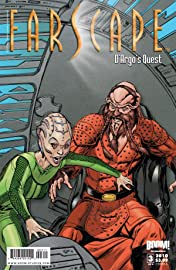 Farscape: Uncharted Tales Vol. 3: D'Argo's Quest #3 (of 4)