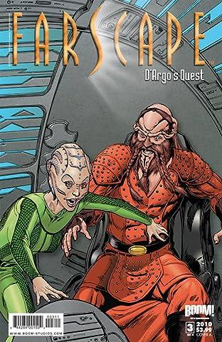 Farscape: D'Argo's Quest Vol. 3 #3 (of 4)