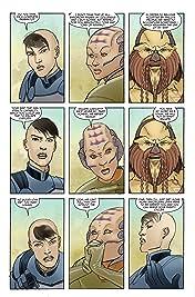 Farscape: Uncharted Tales Vol. 3: D'Argo's Quest #3 (of 4)