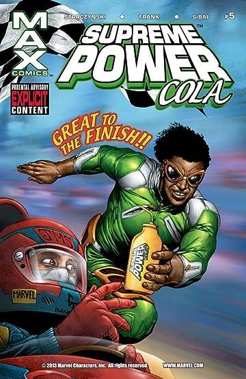 Supreme Power Vol. 1 #5