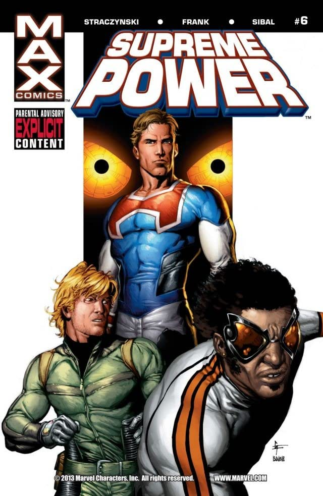Supreme Power Vol. 1 #6