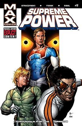 Supreme Power (2003-2005) #6