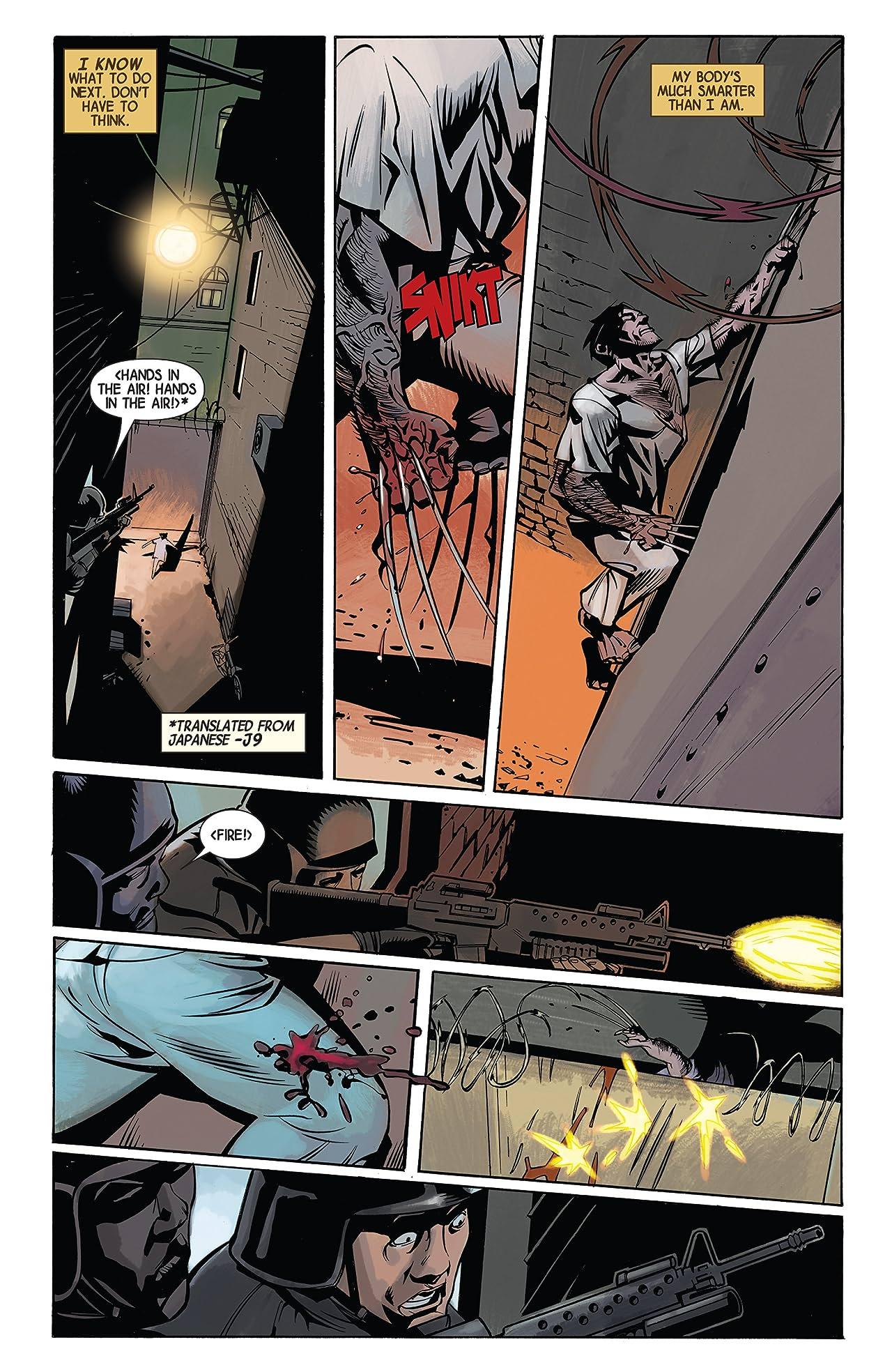 Wolverine Max #2