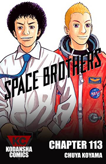 Space Brothers #113