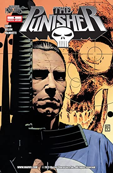 The Punisher (2000-2001) #9