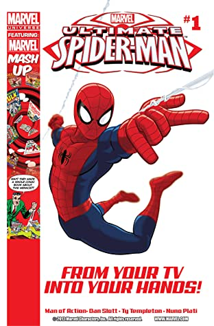Marvel Universe Ultimate Spider-Man (2012-2014) #1