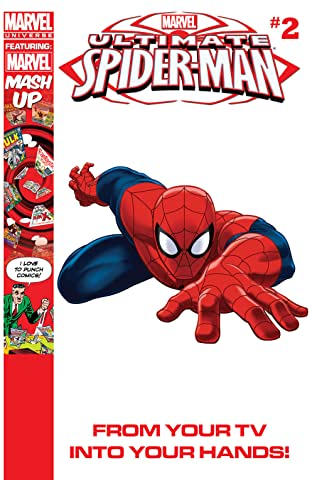 Marvel Universe Ultimate Spider-Man (2012-2014) #2