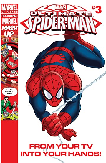 Marvel Universe Ultimate Spider-Man (2012-2014) #3