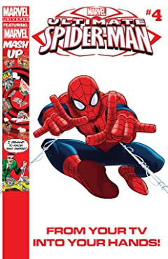 Marvel Universe Ultimate Spider-Man (2012-2014) #4