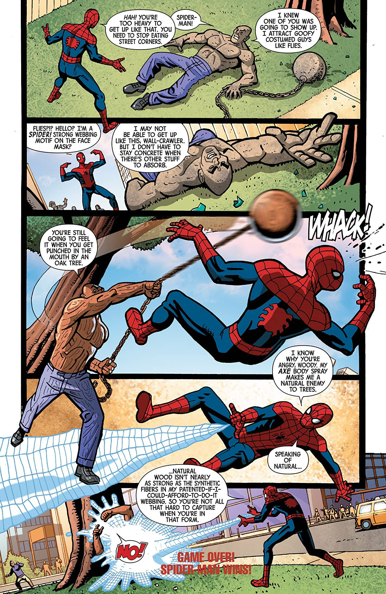 Marvel Universe Ultimate Spider-Man (2012-2014) #5