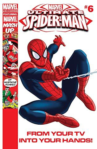 Marvel Universe Ultimate Spider-Man (2012-2014) #6