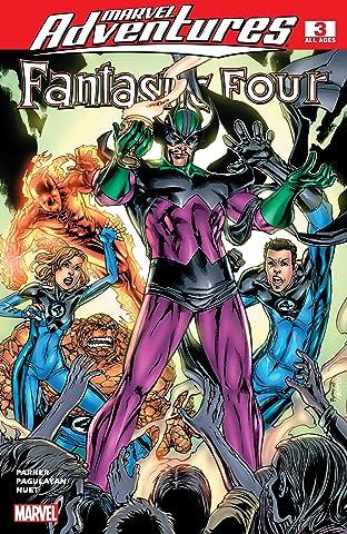 Marvel Adventures Fantastic Four (2005-2009) No.3