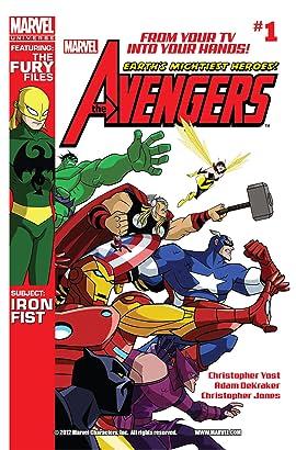 Marvel Universe Avengers: Earth's Mightiest Heroes (2012-2013) #1