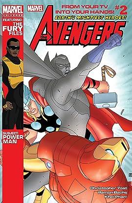 Marvel Universe Avengers: Earth's Mightiest Heroes (2012-2013) #2