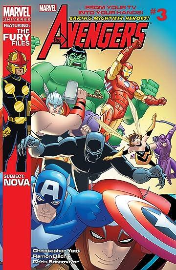 Marvel Universe Avengers: Earth's Mightiest Heroes (2012-2013) #3