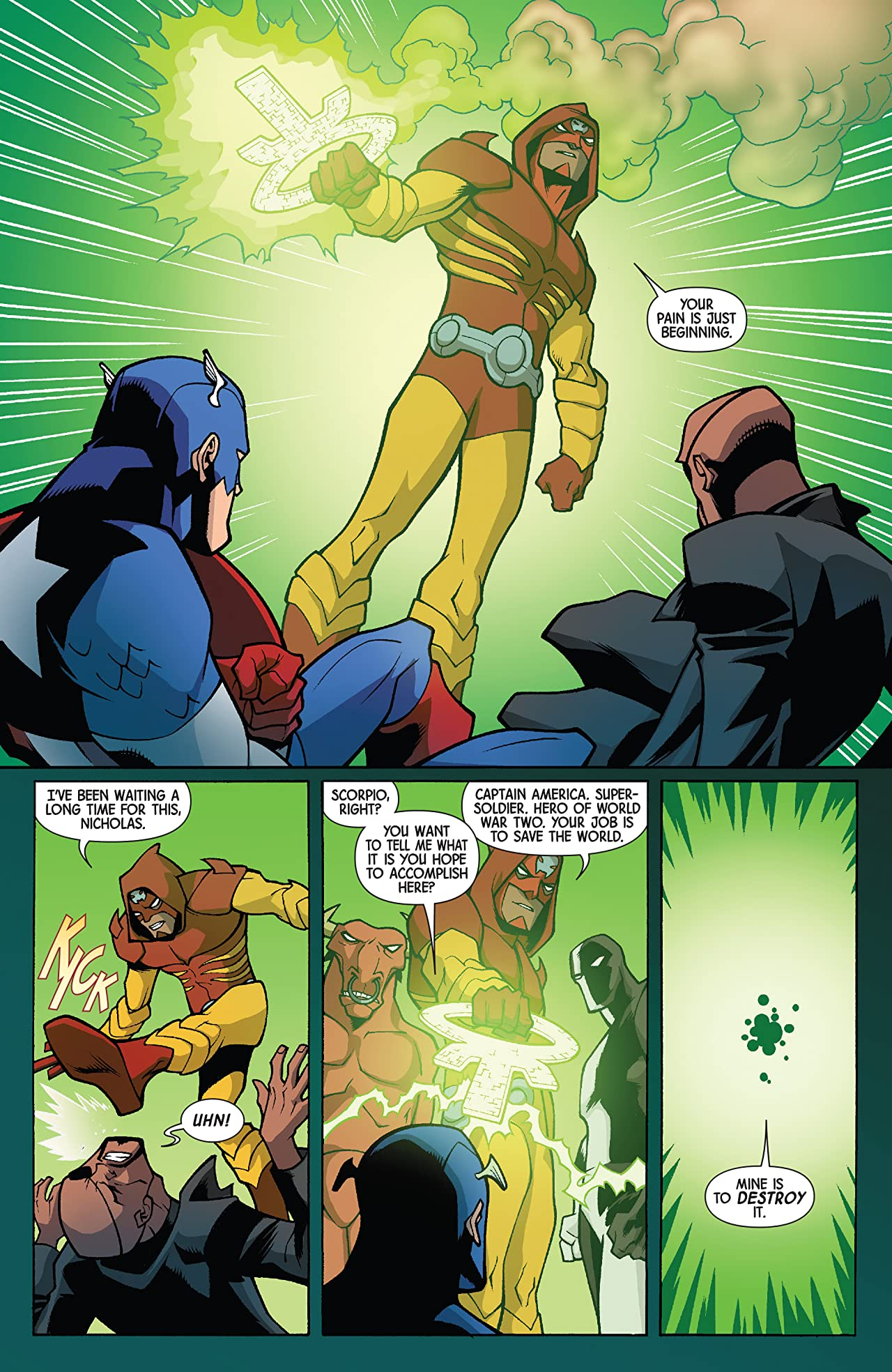 Marvel Universe Avengers: Earth's Mightiest Heroes (2012-2013) #3