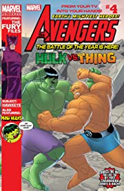 Marvel Universe Avengers: Earth's Mightiest Heroes (2012-2013) #4