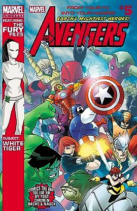 Marvel Universe Avengers: Earth's Mightiest Heroes (2012-2013) #5