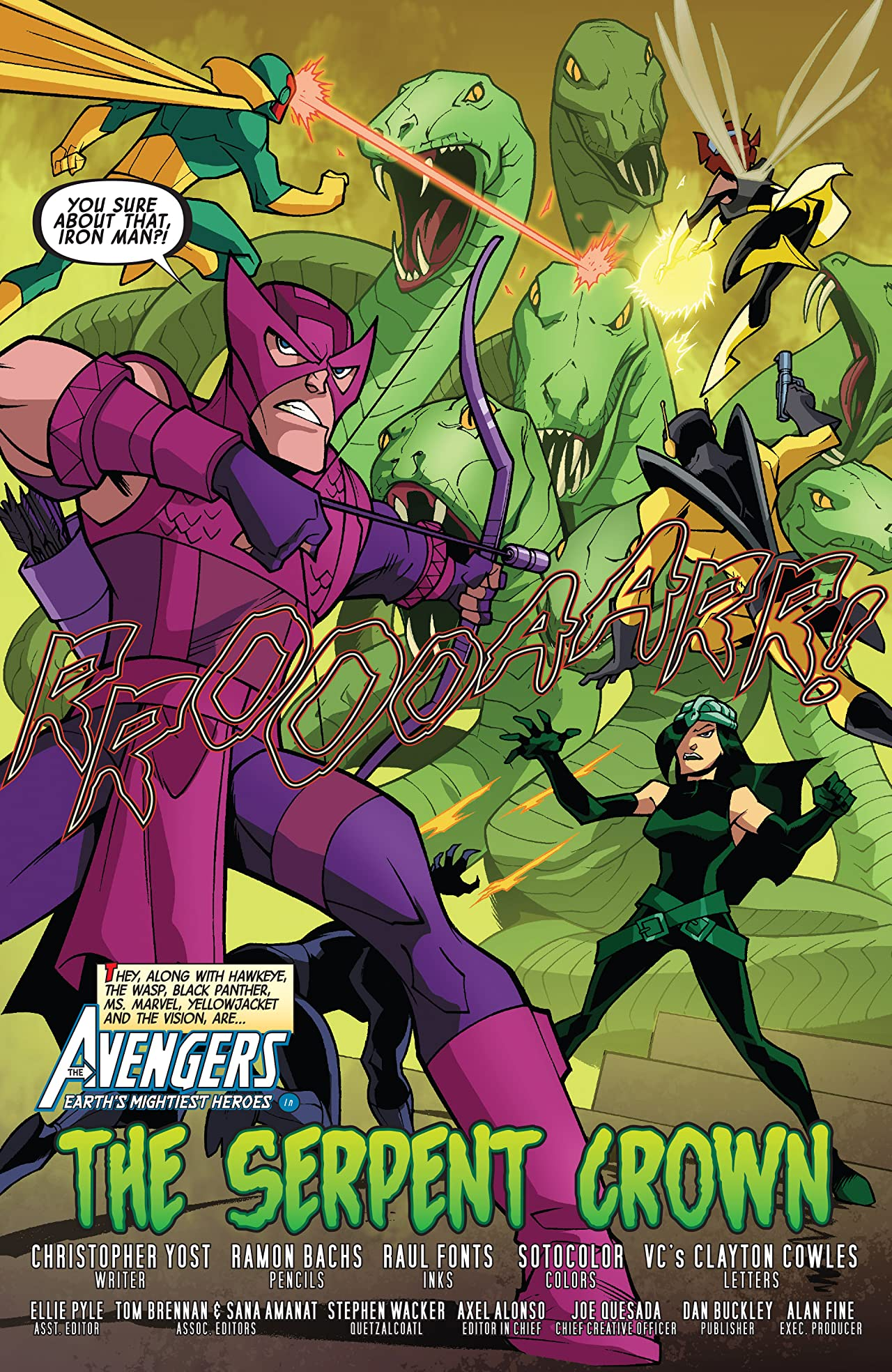 Marvel Universe Avengers: Earth's Mightiest Heroes (2012-2013) #5