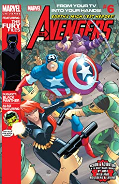 Marvel Universe Avengers: Earth's Mightiest Heroes (2012-2013) #6