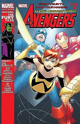 Marvel Universe Avengers: Earth's Mightiest Heroes (2012-2013) #7