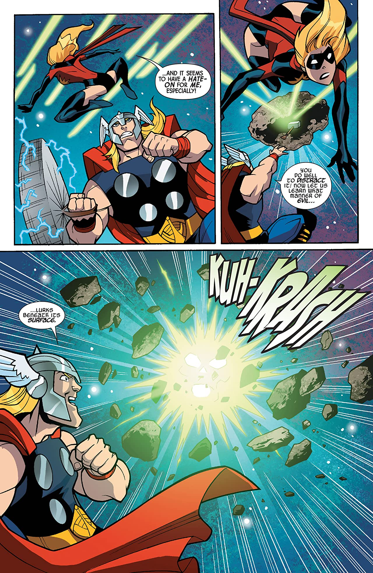 Marvel Universe Avengers: Earth's Mightiest Heroes (2012-2013) #9