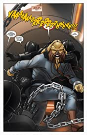 Farscape: Uncharted Tales Vol. 2: D'Argo's Trial #4 (of 4)