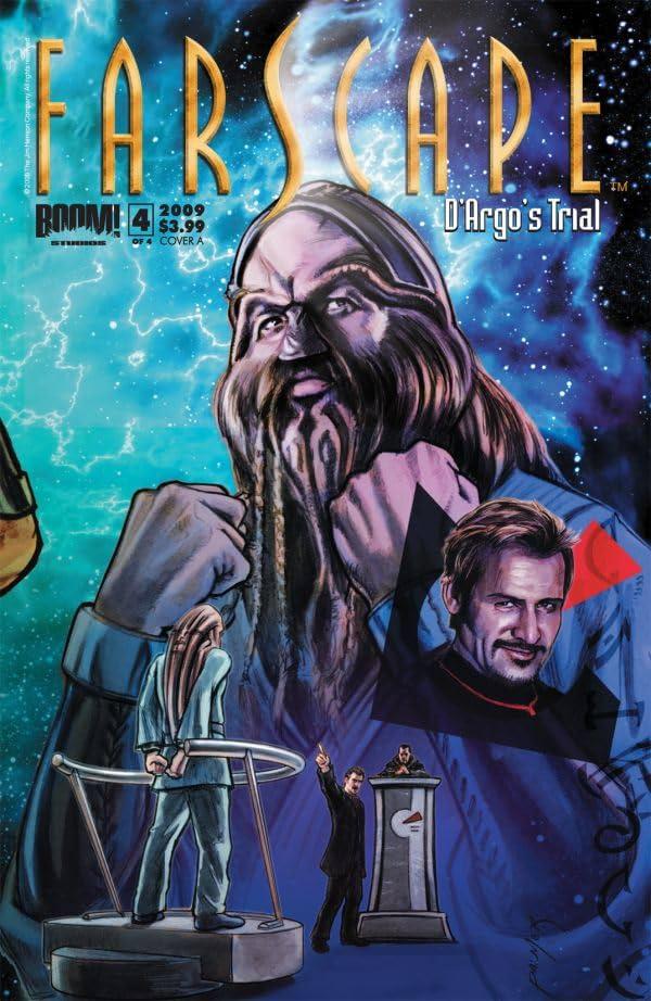 Farscape: D'Argo's Trial Vol. 2 #4 (of 4)