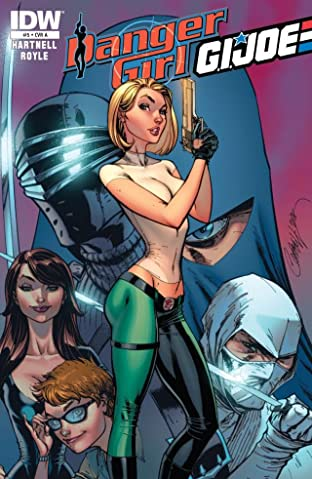 Danger Girl/G.I. Joe #5 (of 5)