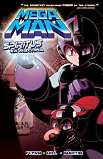Mega Man Vol. 4: Spiritus Ex Machina