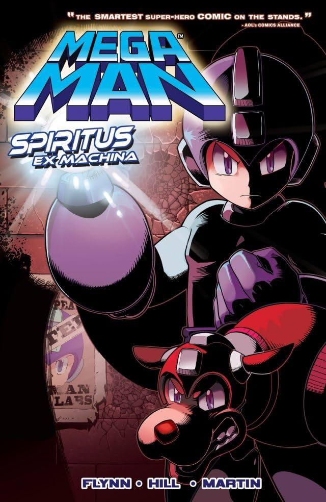 Mega Man Vol. 4: Spiritus Ex Machina