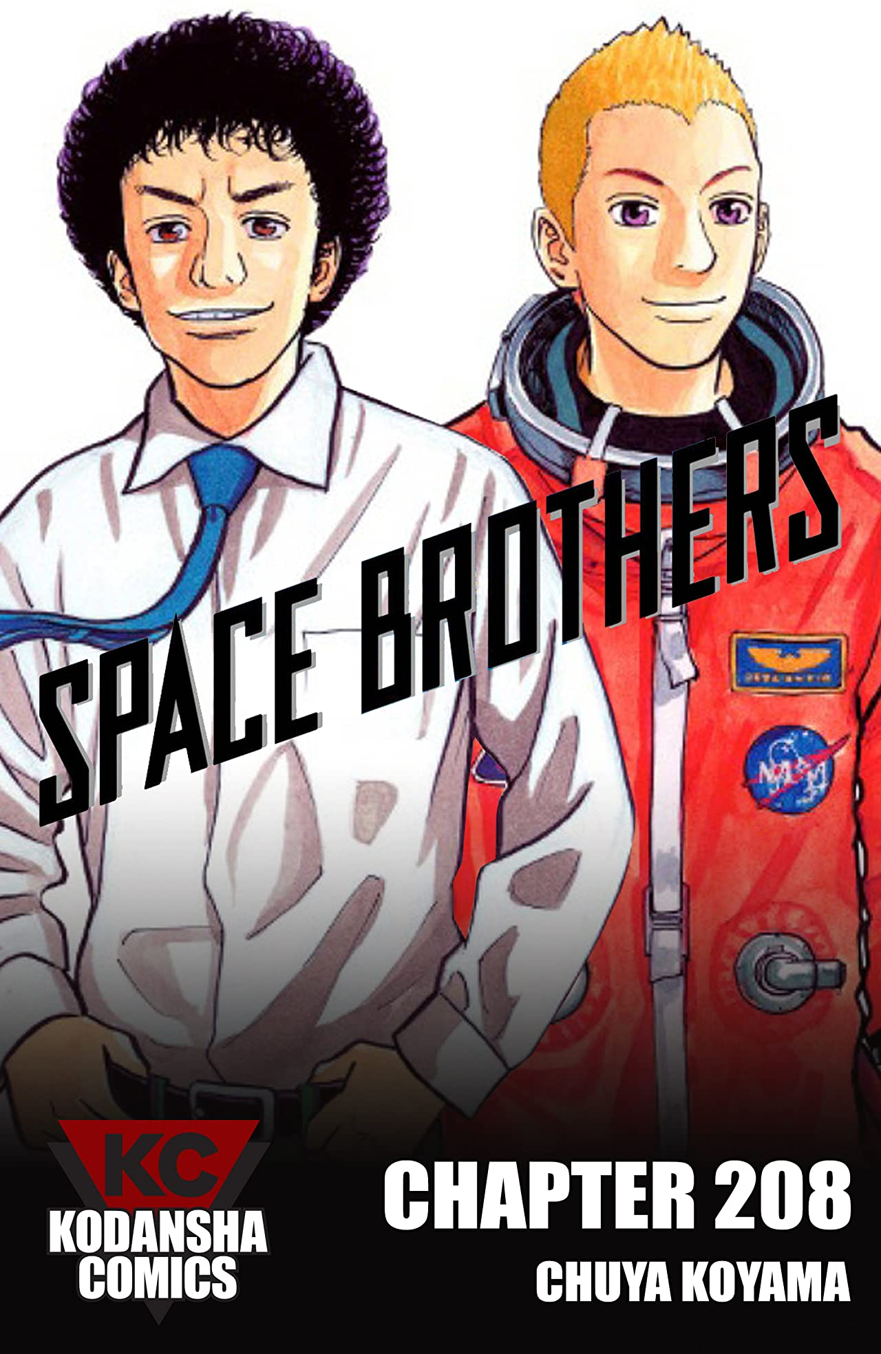 Space Brothers #208